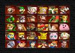 Super Smash Bros.64 (2001 AU)