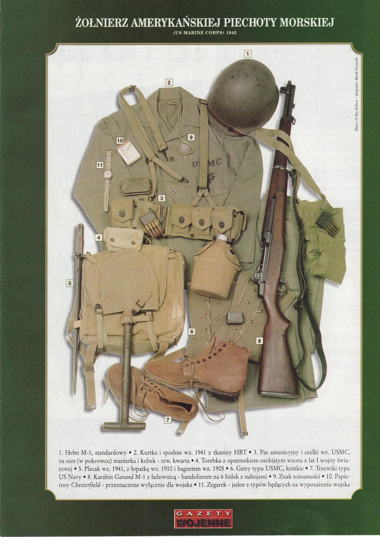 US Marine, Guadalcanal 1942-1943 by AnAspieInPoland