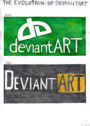 The Evolution of Deviantart