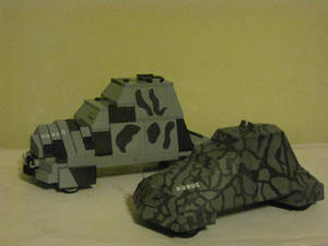 Little Jacob scale models