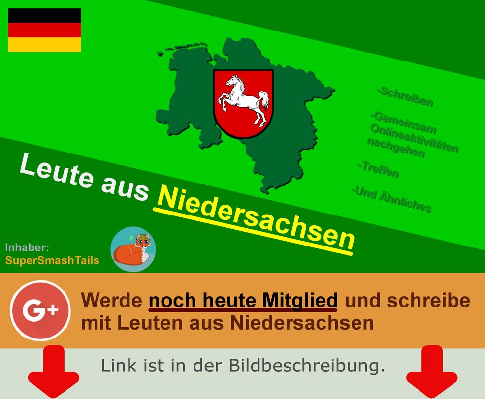 Seid ihr aus Niedersachsen? by KuriTails