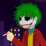 Toya Todoroki as The Joker