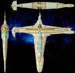 Starship Titanic. Interstellar Luxury Etherliner(1