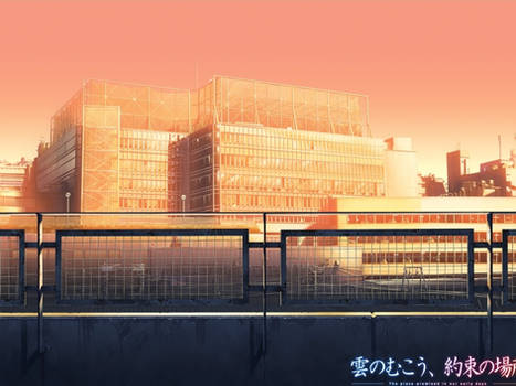 Makoto Shinkai's Wallpaper