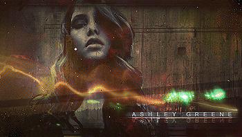 Ashley Greene Signature by MissShinoda