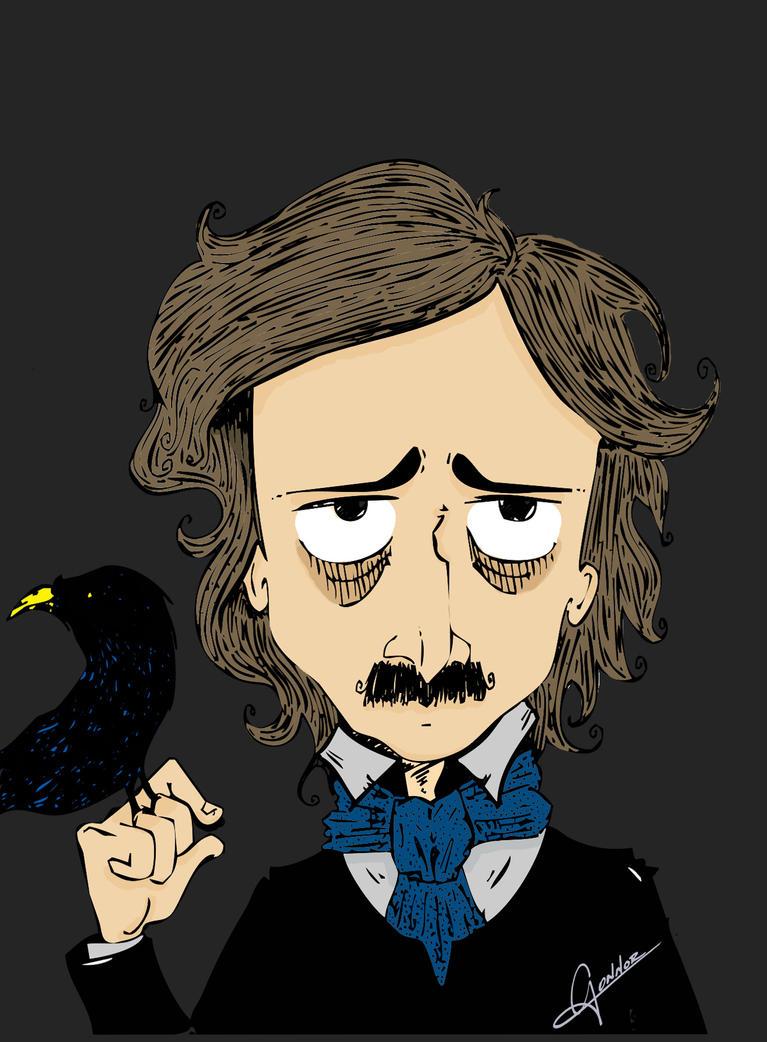 Poe by Lhastor