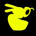 Yellowjacket-grip Symbol by RainbowReptile