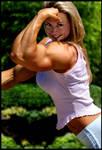 Arm Wrestling Girl