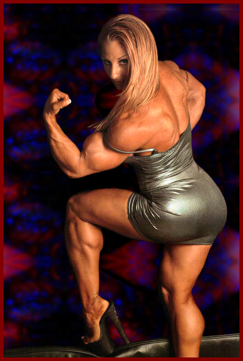 Female Muscle Fantasy favourites by Uzibeatle on DeviantArt