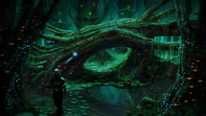Druid forest