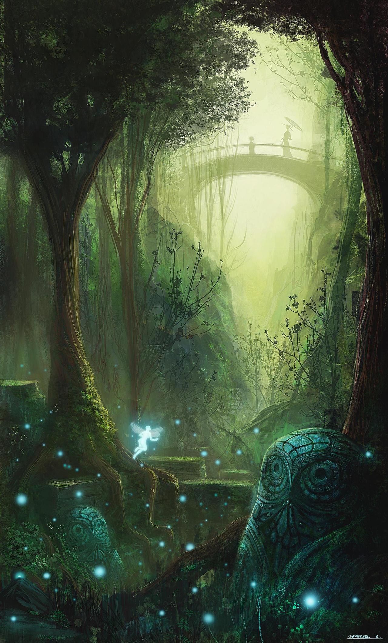 Forgotten by Ellixus