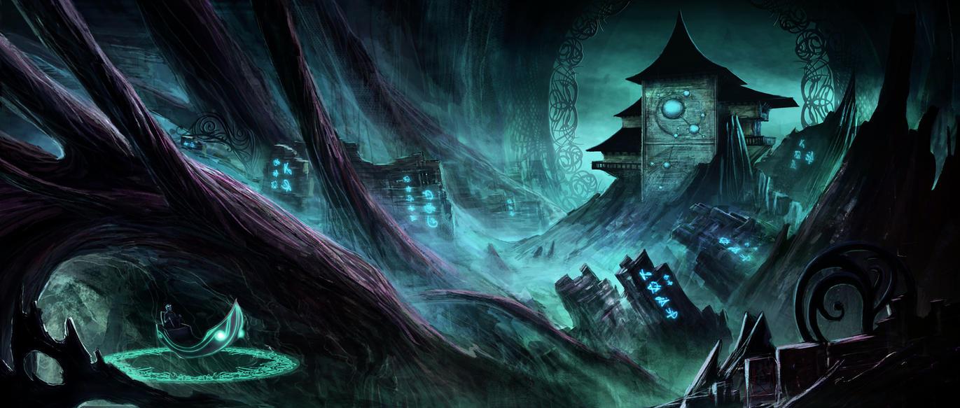 Mystery by Ellixus on DeviantArt
