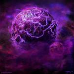 Burning Suns - Wraith Homeworld