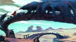 Through the Desert I