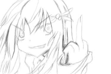Middle Finger Tenshi~