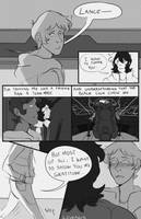 Klance Comic P1 by Slenderboo