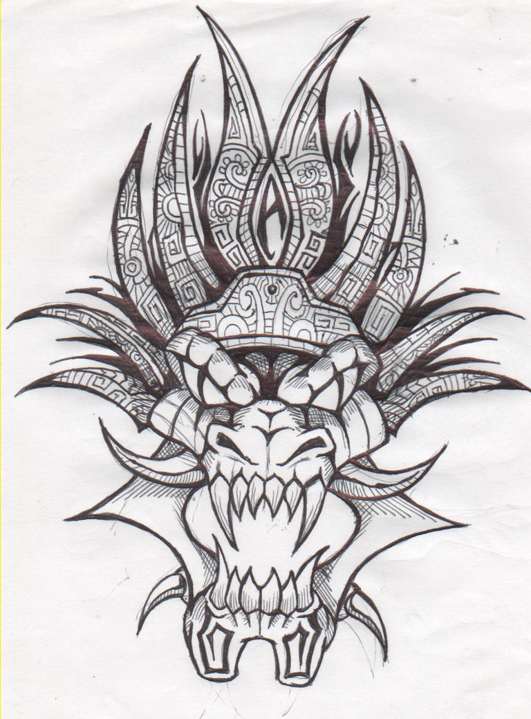 quetzalcoatl aztec drawing - photo #20