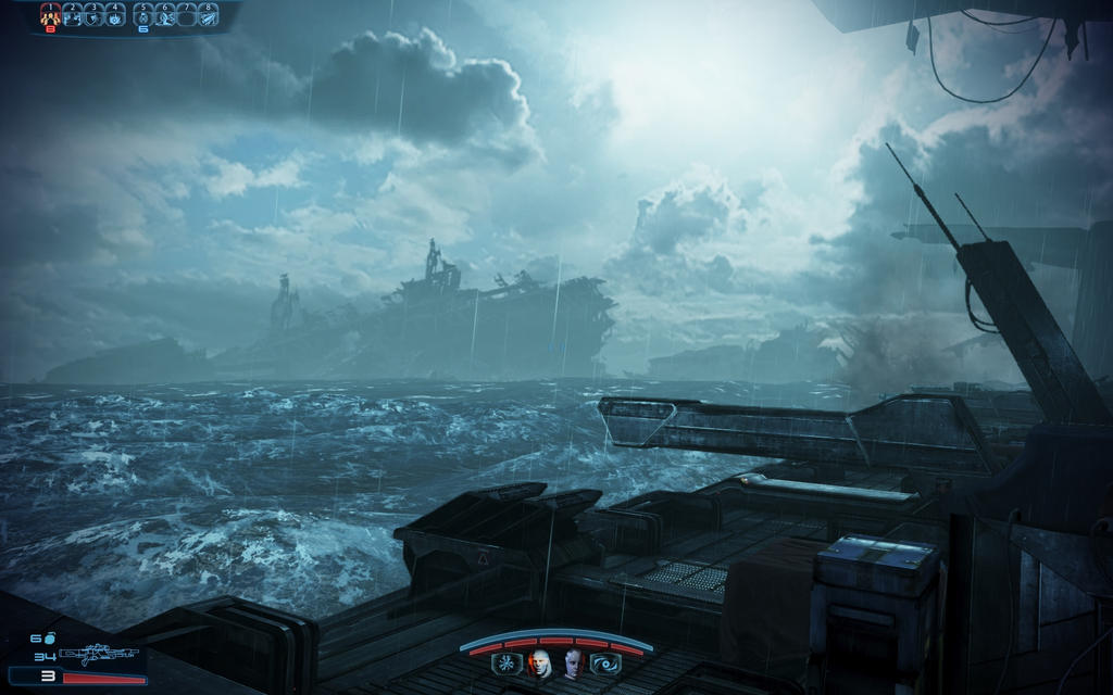 how to play mass effect 3 leviathan
