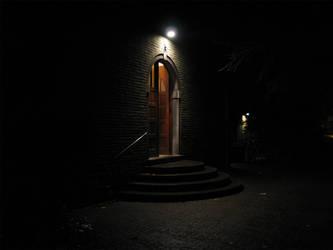 Mysterious Dark Portal by FFVortex