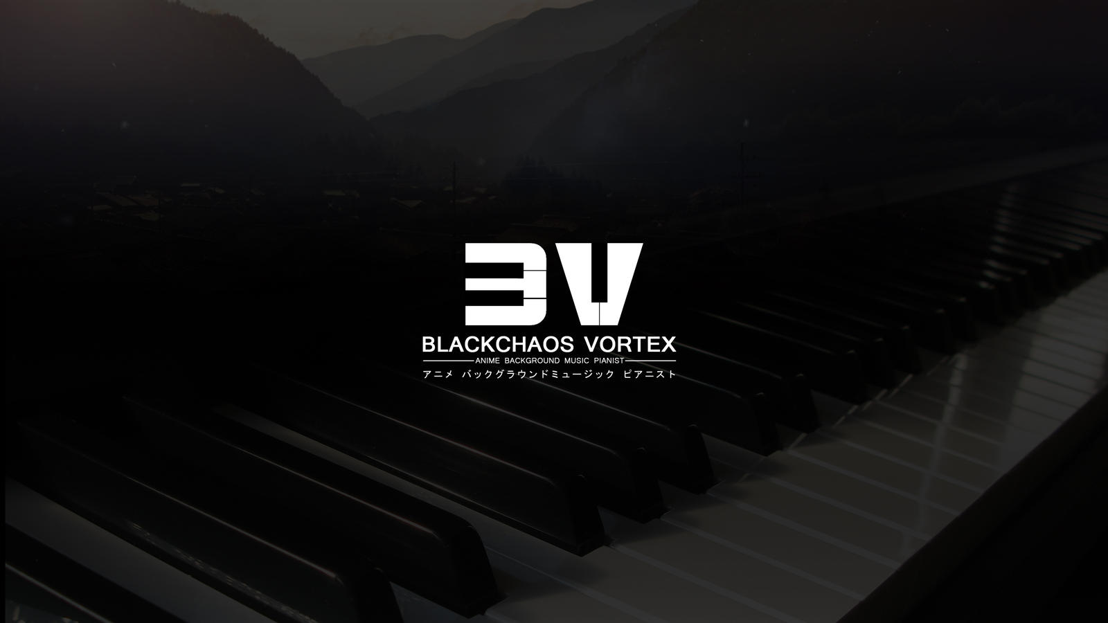 Blackchaosvortex Youtube Banner by FFVortex