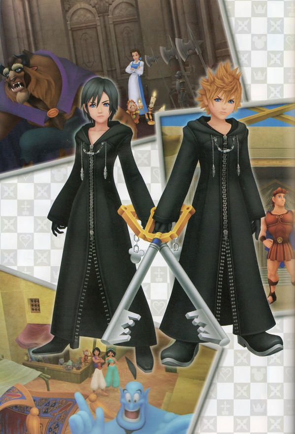 kingdom hearts pdf