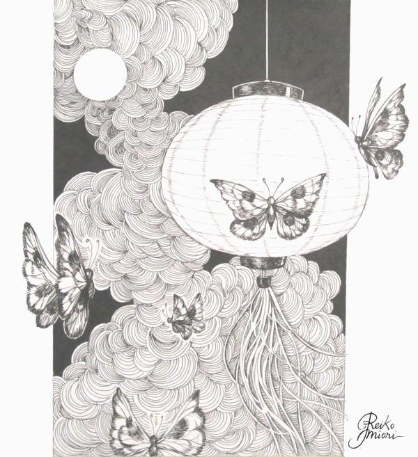 Trung Thu by reikomiori