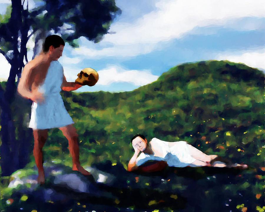 Greek Drama by Ketutar