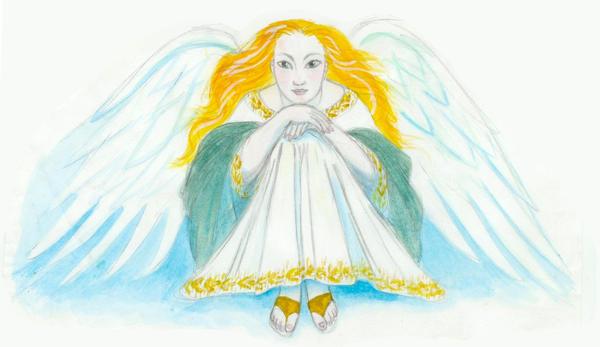 Angel by Ketutar