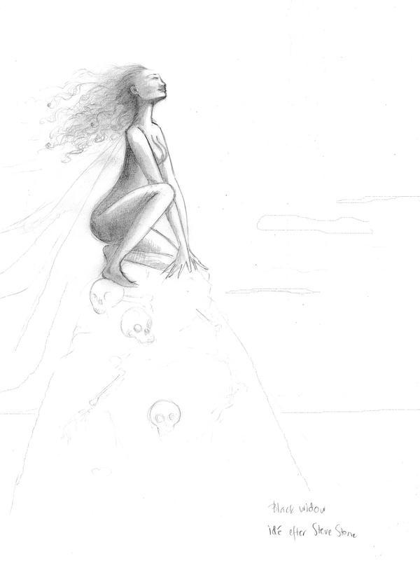 Black Widow by Ketutar