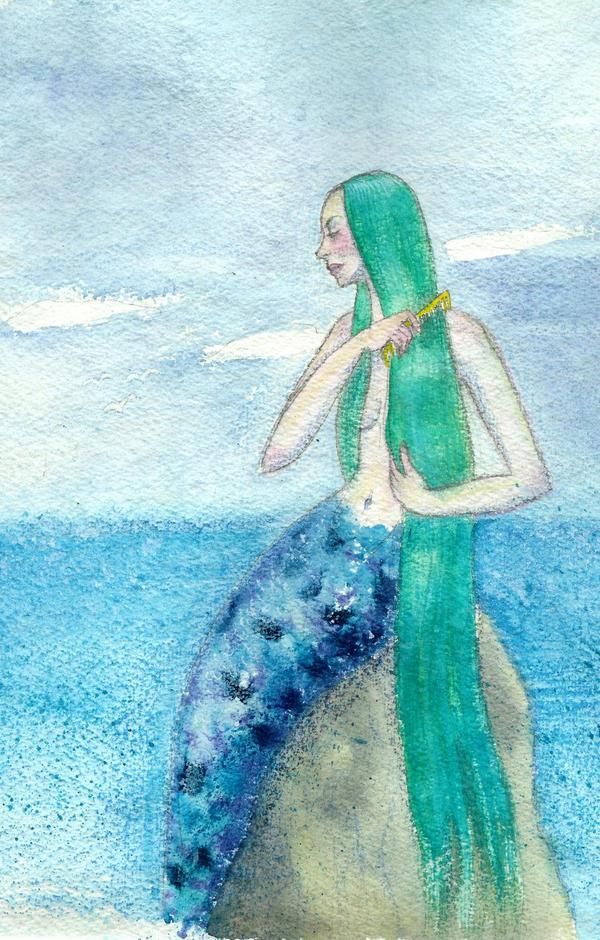 Mermaid by Ketutar