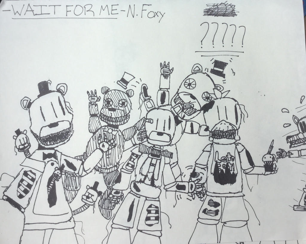 Fazbear And Friends Photo Album: Page 7 By MoltenCell85 On