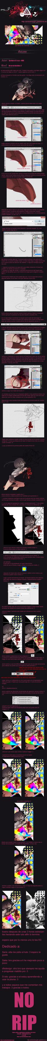Paranoid Tutorial :3 by Cp-kun