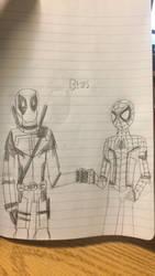 Bros by ultimatecartoon