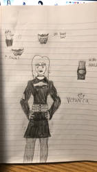 Veronica by ultimatecartoon
