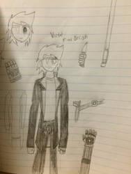 Victor by ultimatecartoon