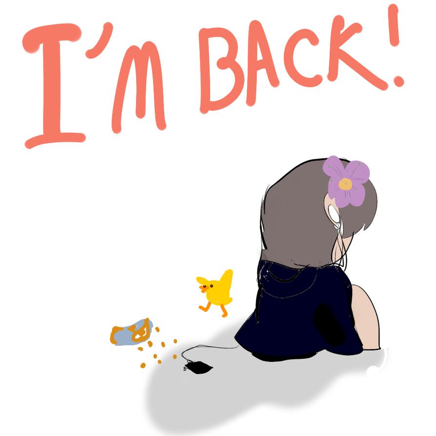 I'm Back, DA! by Emilisparkles