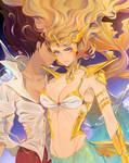 Sea-Maiden/Sea-Ra
