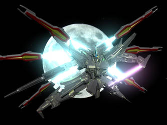 Bolide Gundam by nepunicorn