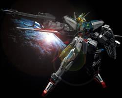 Gundam Prophecy by nepunicorn