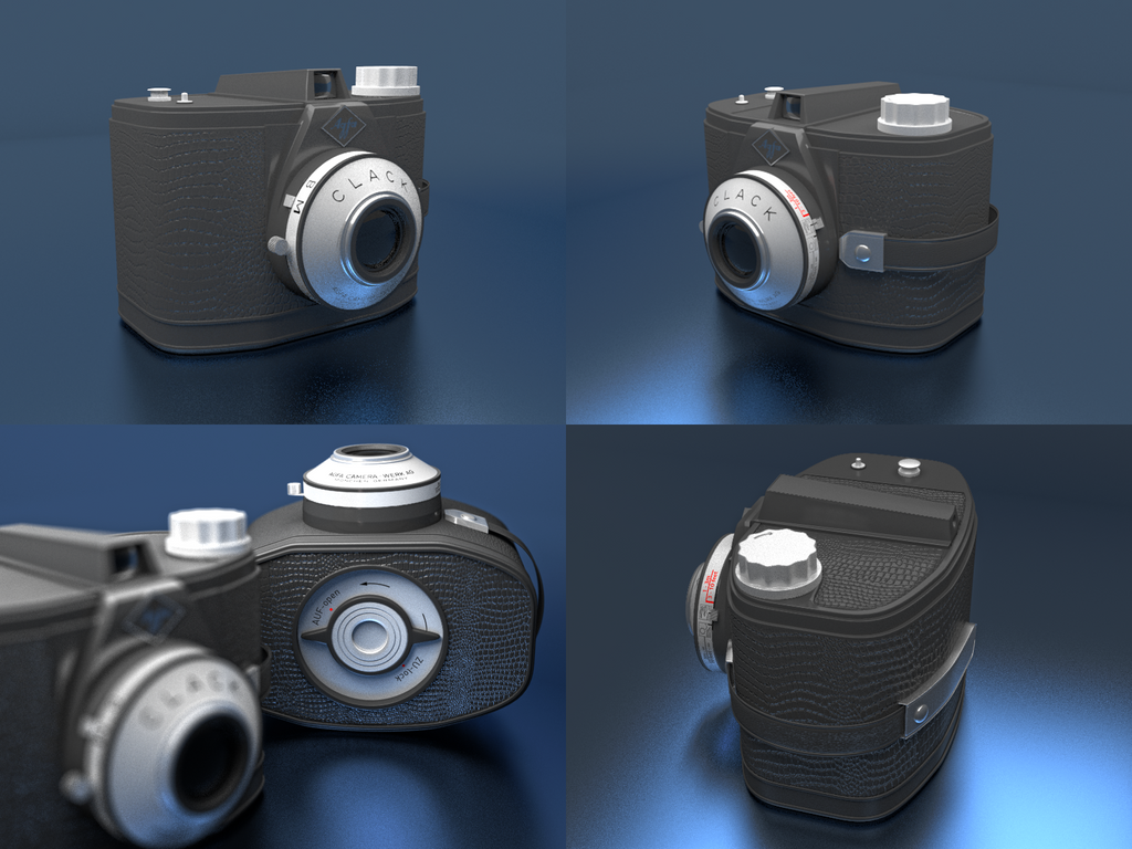 AGFA CLACK by yelkenlin