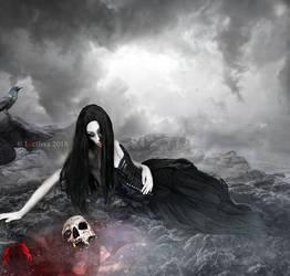 Necromancy by Lvcifera