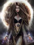 Mistress of the Bloody Moon ( L I L I T H ) by Lvcifera