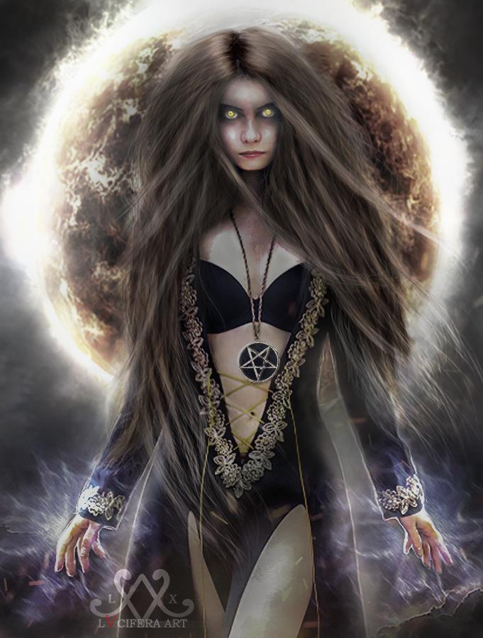 Mistress of the Bloody Moon ( L I L I T H )