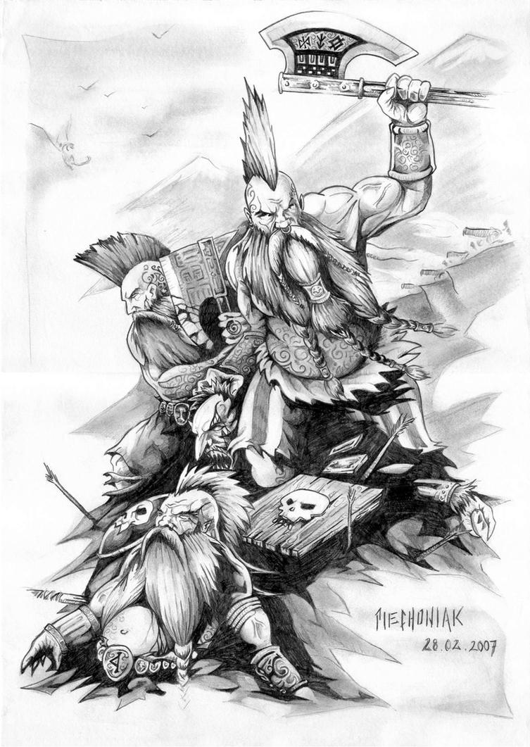 DeviantART Slayers_of_Karak_Kadrin_by_Taidaishar