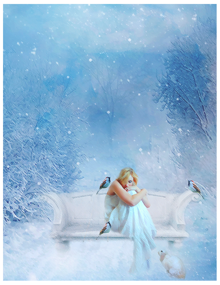 Winter story by vLine-Designs