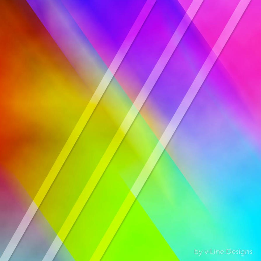 Abstract Wallpaper by vLine-Designs