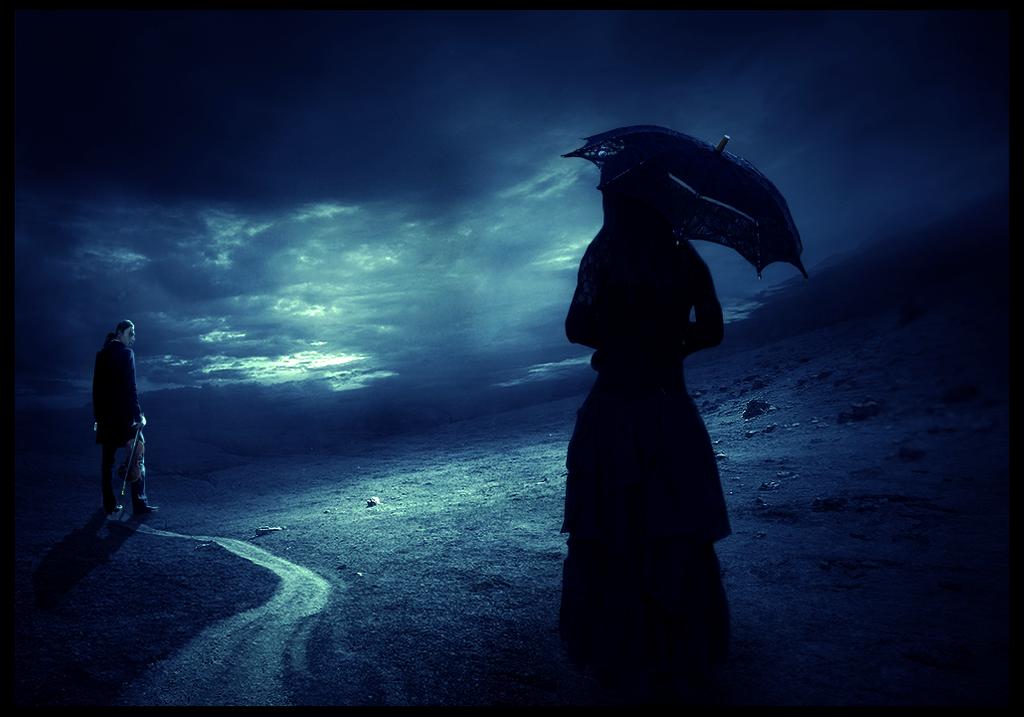 Alone by vLine-Designs