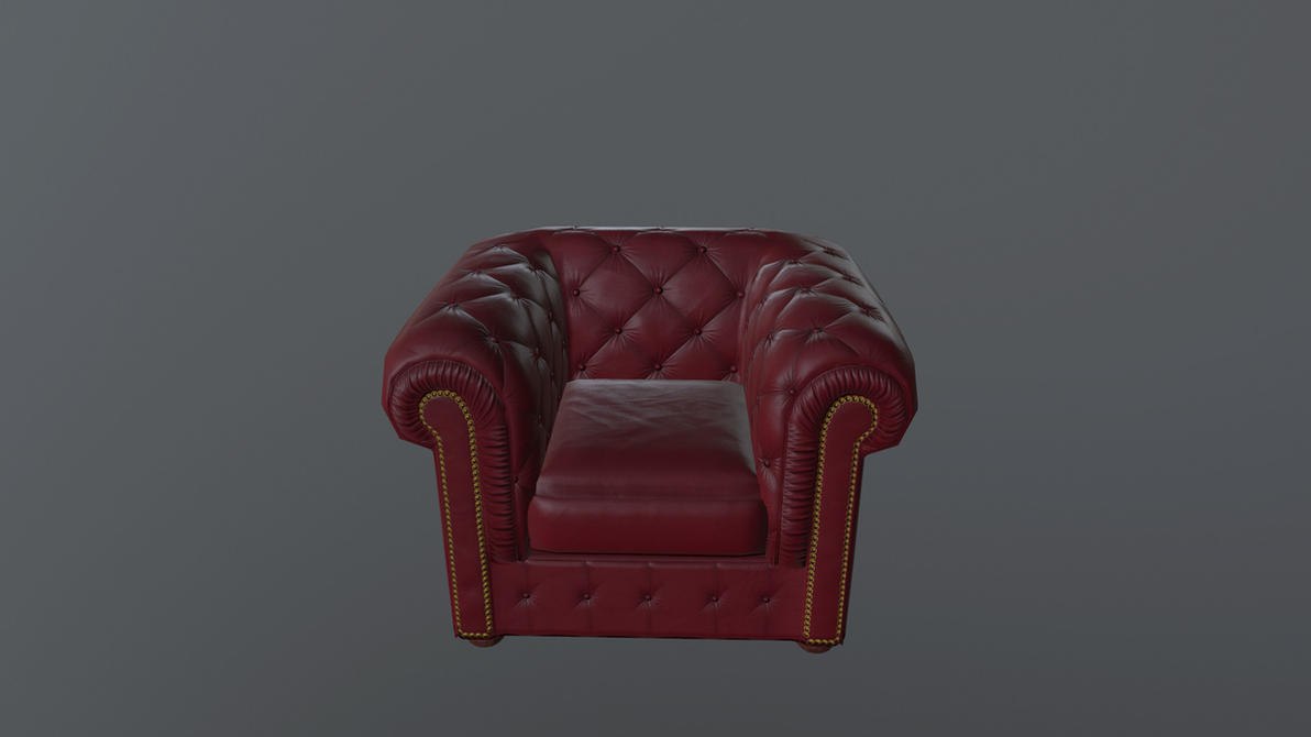 Comfy chair by vLine-Designs