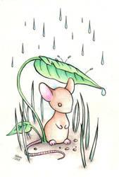 nro.:30: Under the Rain by petturi