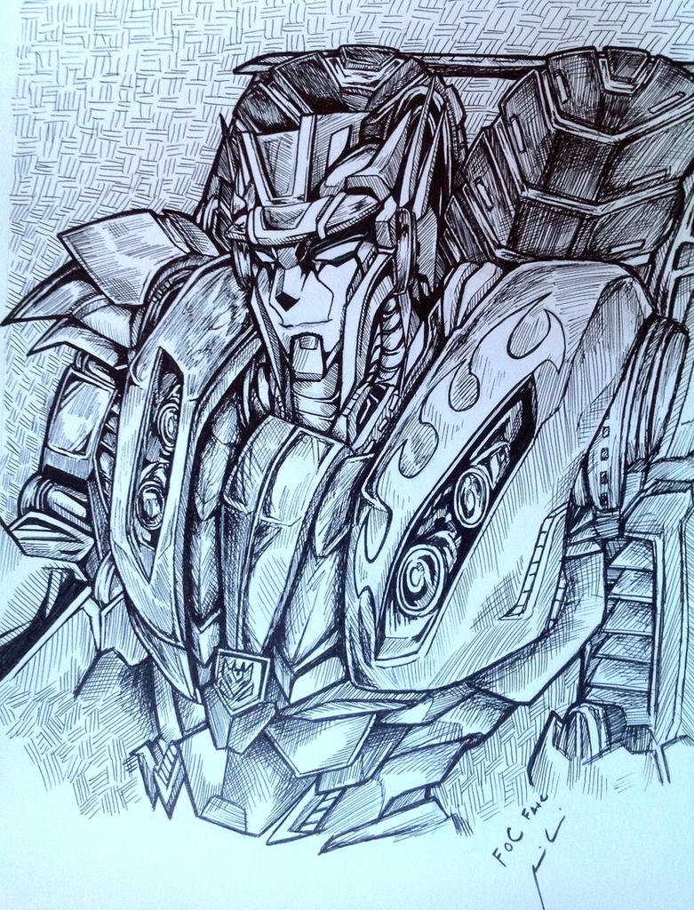 FoC Fate: traditional by ForgottenHope547
